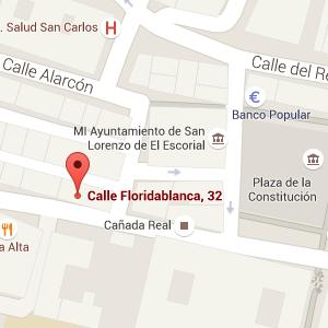 Mapa localizacion CASSA Inmobiliaria.